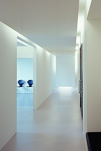 idée faux plafond couloir