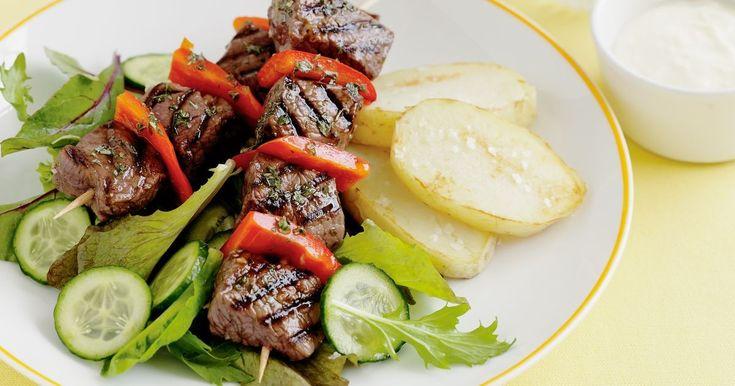 Lamb steak marinade