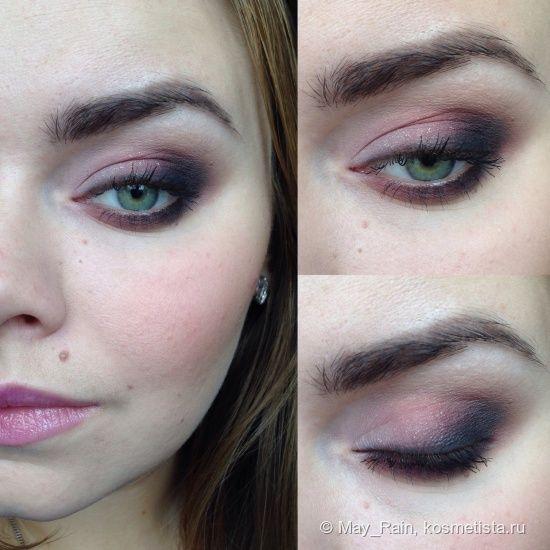 Soft makeup с палеткой Meet Matt(e) Trimony от TheBalm