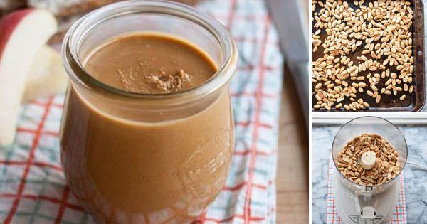 Domáce arašidové maslo si hravo vyrobíte sami doma, bude určite skvelé svojou chuťou a hlavne zdravé vďaka prírodným zdrojom bielkovín, vláknine, sacharidom