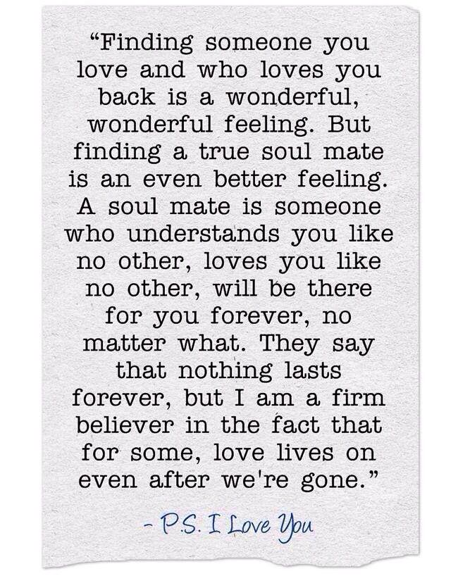 ... , Life, Soul Mates, Movie, I Love You Quotes, Soulmates, Love Quotes