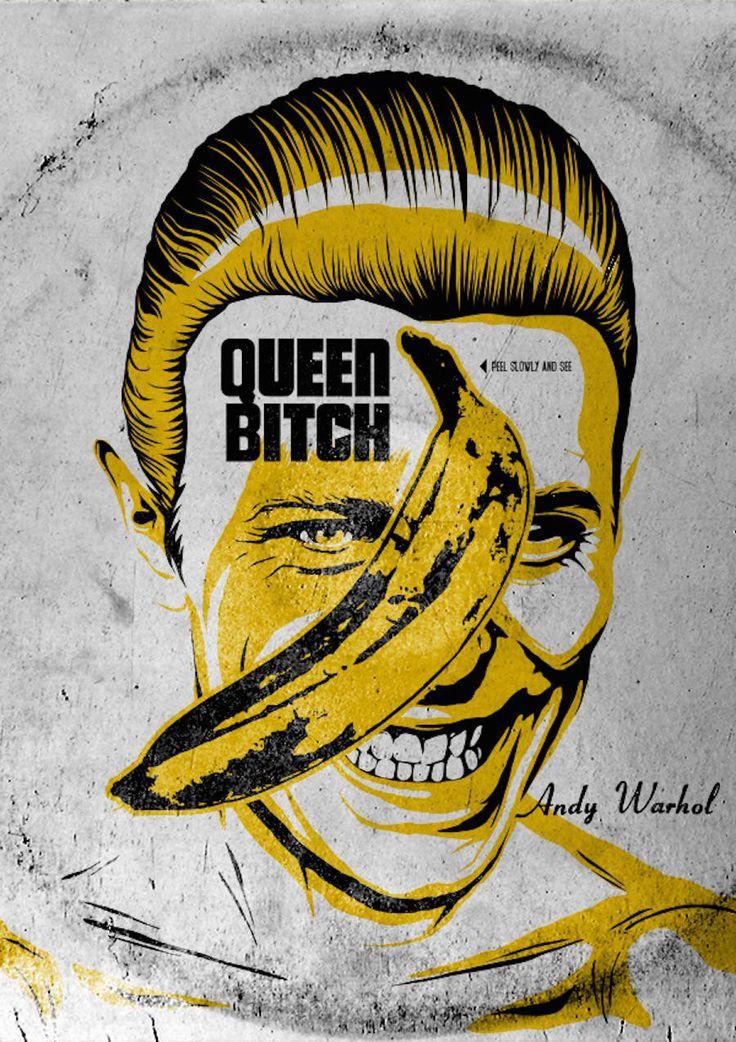 David Bowie Pop Culture Posters – Fubiz Media