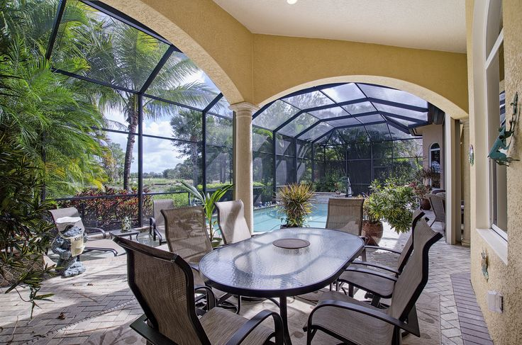 7 best 7656 mulberry lane naples fl 34114 mulberry in for Outdoor living spaces florida