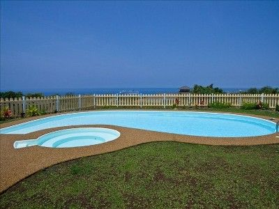 180 degree ocean view with spa and solar heated pool for 180 degree salon