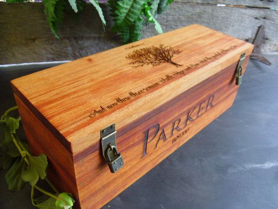 Julia: have you ever done a wine ceremony before?  Wine Box for Wedding Wine Box Ceremony Anniversary by MossyHoller, $89.00