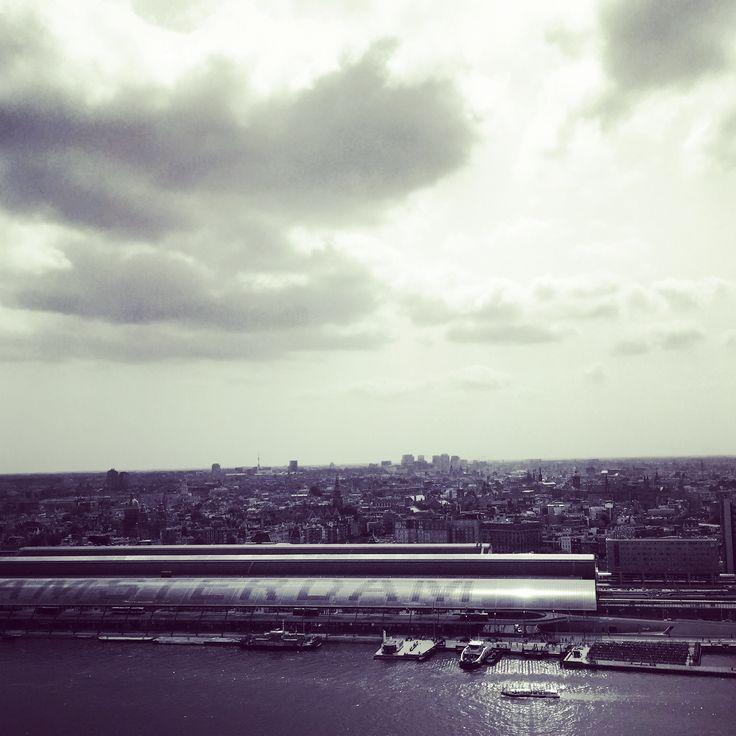 Amsterdam...