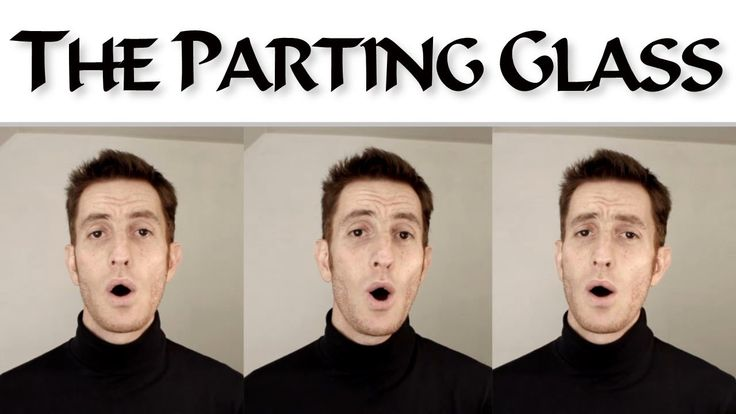 The Parting Glass [Assassin's Creed 4] - Irish folk song - A Cappella cover