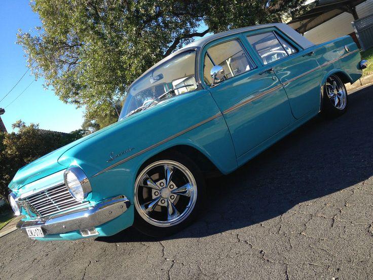 ◆ Visit MACHINE Shop Café... ◆ ~ Aussie Custom Cars & Bikes ~ 1964 EH Holden V6 'Special'