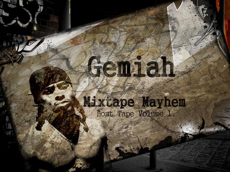 Gemiah - Mixtape Mayhem Volume 1 cover