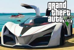 Juego El Grotti X80 Proto el carro de GTA Gratis