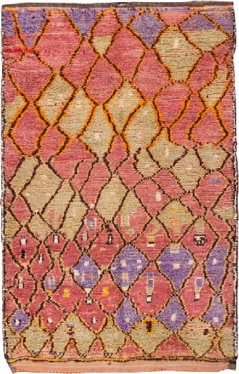 Moroccan Rugs. Color Pallet for outside rug.