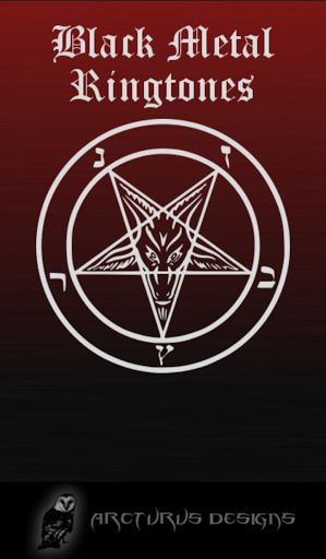 Choose from 20 of arguably the greatest black metal songs ever written and set it as your metal ringtone, notification tone, or share it with your friends.<p>The list was compiled using research from sites such as Metalstorm.net, last.fm, Sputnik Music and thetoptens.com.  Obviously there was a bit of bias from me the developer.  The songs are not in order of greatness.  If you disagree with my list or want songs / bands added, let me know in the comments and I'll chuck them in.<p>Songs…
