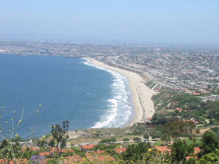 View of Redondo Beach from Palos Verdes.: California Dreamin, Southern California, Beaches Cities, Living Life, Ambassador Hometown, Palo Verd, Redondo Beaches, Beaches Lifestyle, California Lifestyle