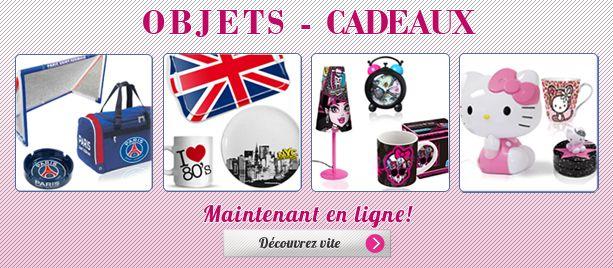 SG Paris Bijoux vous présente sa nouvelle gamme d'objets déco originaux !