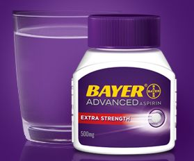 Free Bayer Advanced Aspirin (10,000 Every Day Until 4/25)