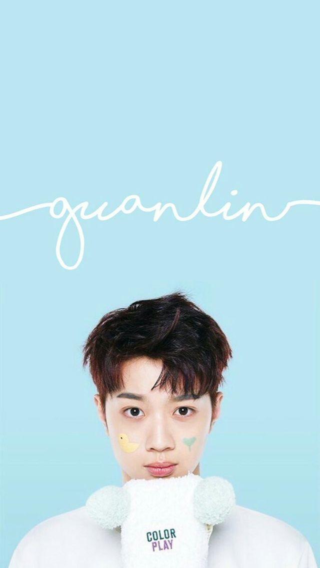 Wanna One Guanlin Wallpaper