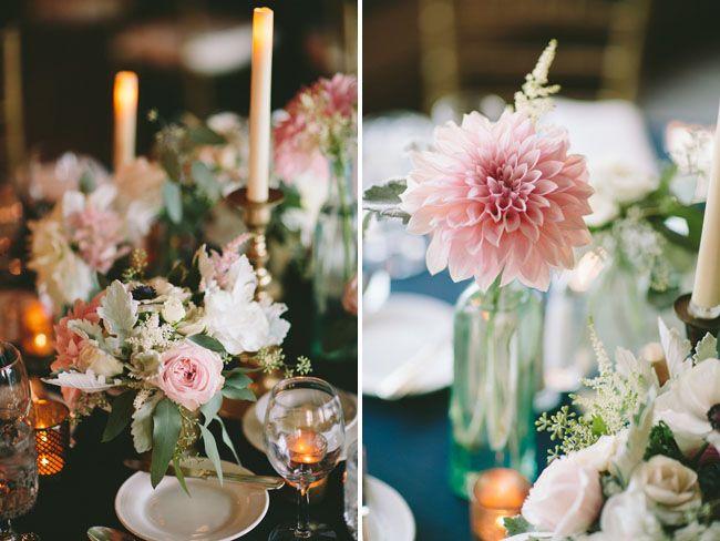 Art Deco Boho Glam Wedding: Leda + Erik
