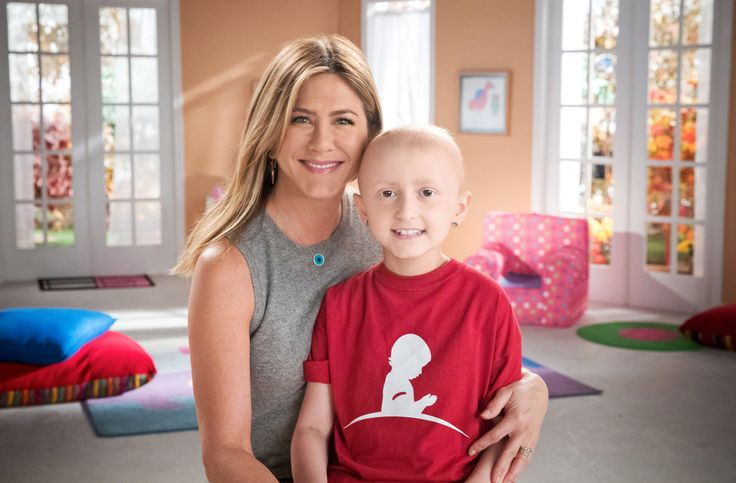 Join Jennifer Aniston and Marlo Thomas and support St. Jude: #GiveThanks