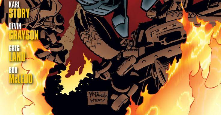 En la caída ciudad de Blüdhaven el crimen y la corrupción han reemplazado a la sociedad civil casi por completo. Desde el alcalde hasta el perrero más bajo todos los empleados de la nómina pública han sido comprados y pagados por los gángsters que dirigen el programa. Pero el status quo brutal de esta ciudad está a punto de ser interrumpido por lo último que cualquiera espera: un héroe. En realidad hacer que dos héroes. Como Nightwing Dick Grayson ya ha dado a los matones locales una primera…