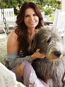 Roma Downey & Mark Burnett's Hound-Dog Love | People