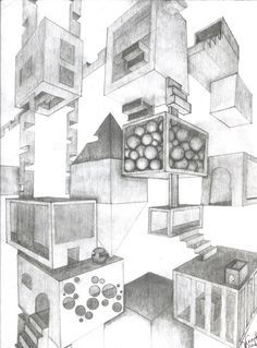 Architecture Drawing Class 29 best perspective images on pinterest | perspective drawing
