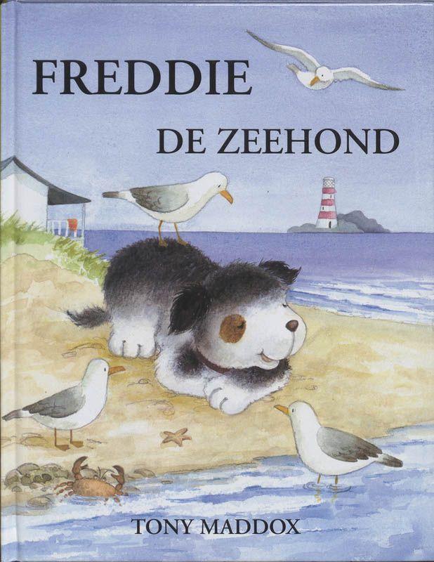 Tony Maddox - Freddie de zeehond