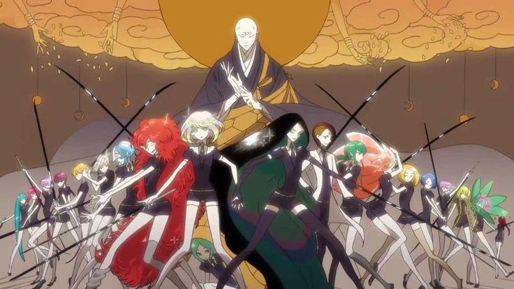 [NEW ANIME] Land of the Lustrous /Houseki no Kuni manga gets TV anime adaptation - http://sgcafe.com/2017/05/new-anime-land-lustrous-houseki-no-kuni-manga-gets-tv-anime-adaptation/