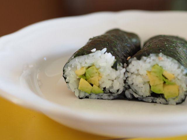 Retromummy Thermomix sushi