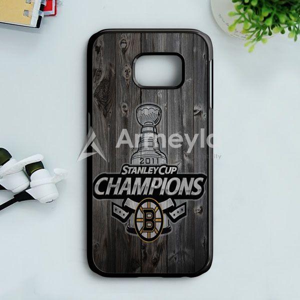 Custom Boston Bruins Hockey Samsung Galaxy S7 Case | armeyla.com