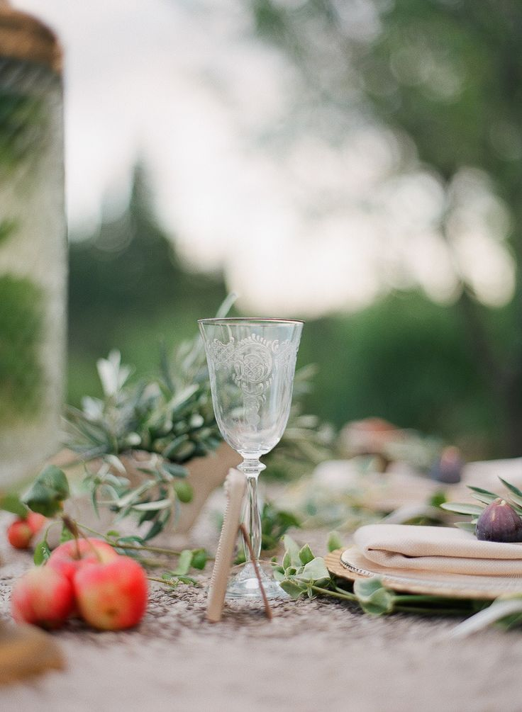 Lavender and Olive Grove Provence Wedding Inspiration  Read more - http://www.stylemepretty.com/little-black-book-blog/2014/01/22/lavender-and-olive-grove-provence-wedding-inspiration/