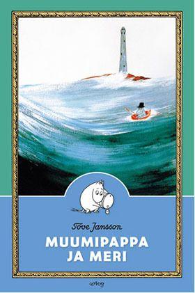 Muumipappa ja meri  Muumipapan haaveet sankaruudesta vievät perheen majakkasaarelle. Mutta täälläkin on arki, ja kaikilla omat pyrkimyksensä. Lopulta alkaa suuri myrsky.