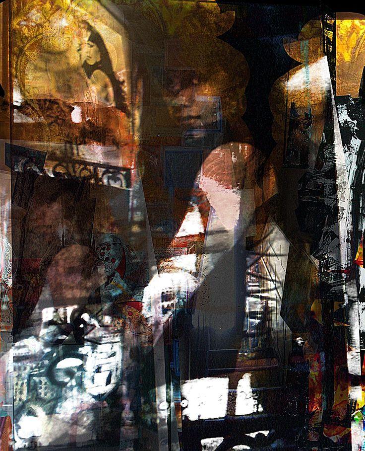 "Title: "" Portrait of Mayte Garcia #4 "" (2016)"