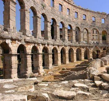 Colosseum - Róma-Szenvedély