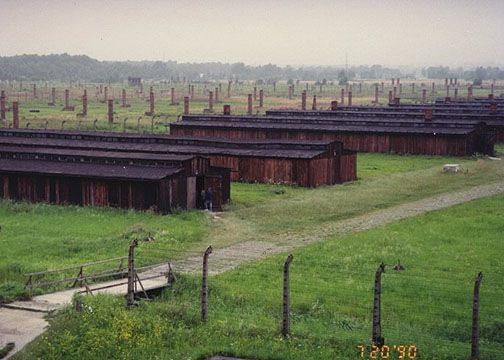 Auschwitz-Birkenau - world's biggest graveyard