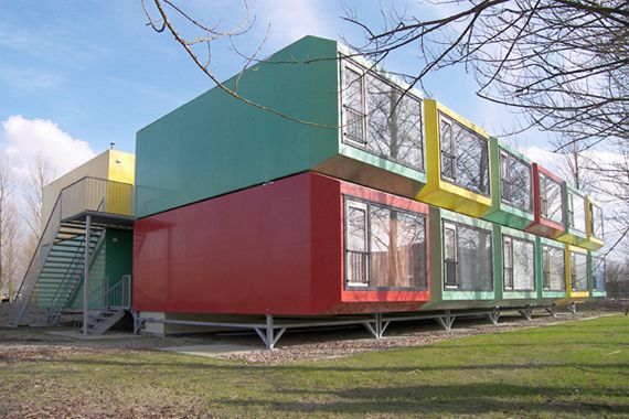 House In A Box Would You Live In A Prefab Or Modular Home