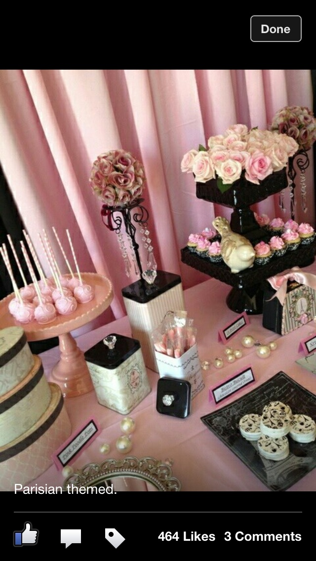 Lolly bar ideas