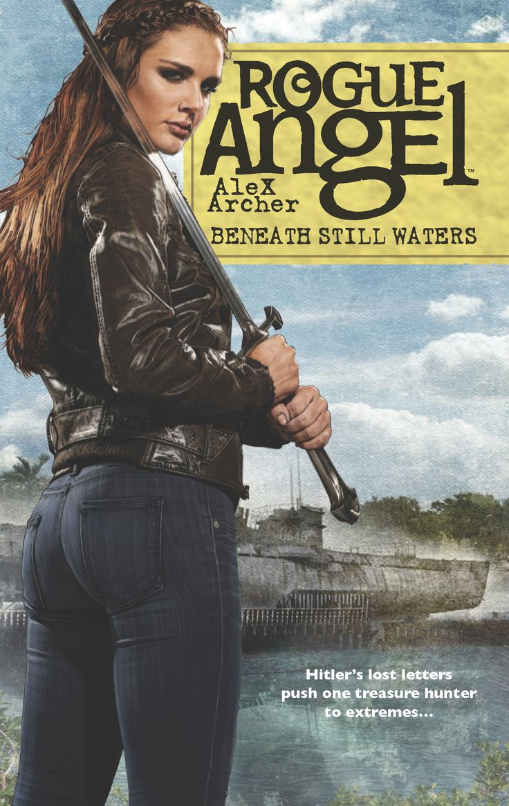 Find This Pin And More On My Book Covers Beneath Still Waters  Alex Archer