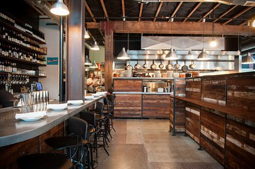 17 best images about bar designs and layouts on pinterest for Reclaimed wood portland or