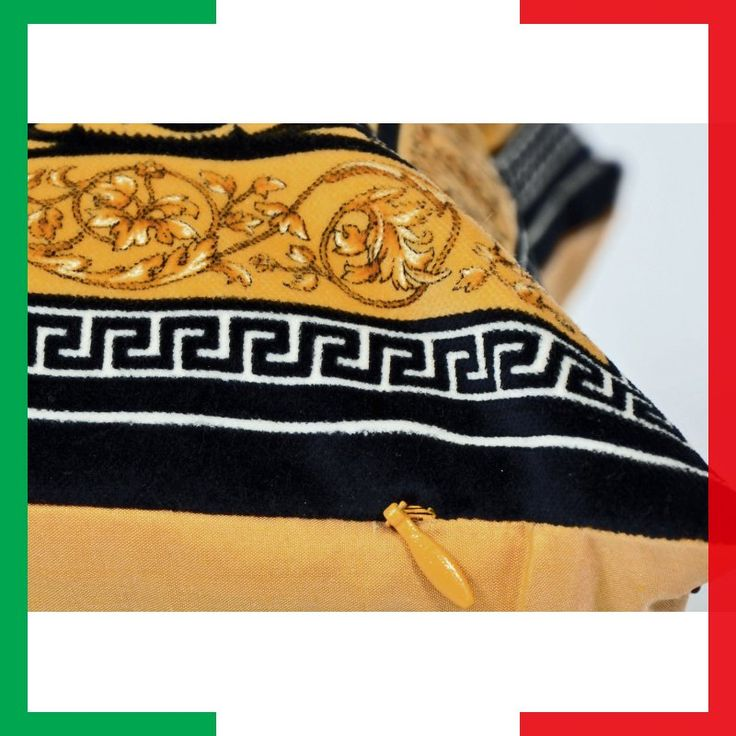 versace kissen bezug pillow case taie funda versace home collection pinterest. Black Bedroom Furniture Sets. Home Design Ideas