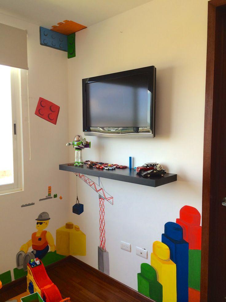 Decoraci n cuarto de ni o decoracion cuarto ni o ba o - Cuarto de ninos decoracion ...