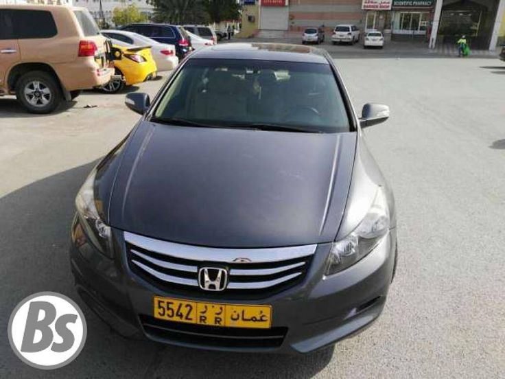 Honda Accord 2012 Muscat 155 000 Kms  4100 OMR  Anvar 92101268  For more please visit Bisura.com  #oman #muscat #car #plate #plateinoman #platenumber #sellingplate #plateoman #classified #bisura #bisura4habtah #carsinoman #sellingcarsinoman #muscatoman #muscat_ads #honda #accord