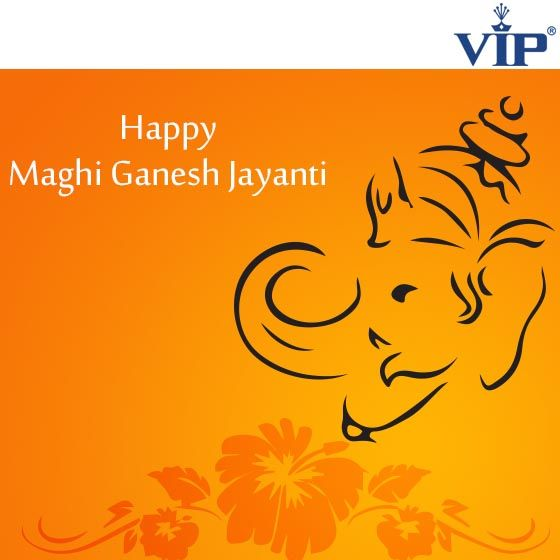 Be it any occasion, merriment, Good or Bad. He is our true almighty guardian. Everyone of us loves our most admired LORD GANESH and it is with a lot of devotion that we wish everyone today, Happy Maghi Ganesh Jayanti!