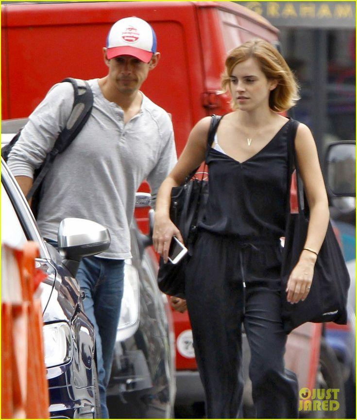 Emma Watson Is Still Going Strong with Boyfriend Mack Knight!: Photo #3707200. Emma Watson steps out with her boyfriend William