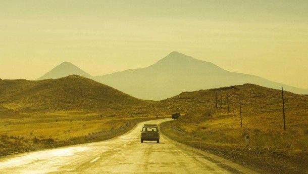Armenien: So weit die Reifen tragen