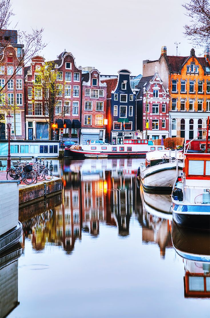 No other place on earth can boast the artistic heritage, the beautiful architecture, and the eclectic culture quite like Amsterdam. http://www.hollandamerica.com/cruise-destinations/european-cruises-options?WT.mc_id=SM_Pinterest