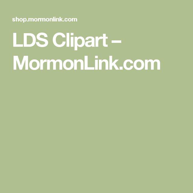 LDS Clipart – MormonLink.com