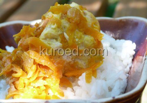 РЕЦЕПТЫ | Индюшиные тефтели с морковью