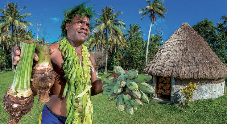 Pacifique : L'agriculture se met au vert