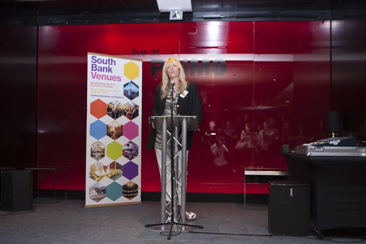 Speech from London & Partners' Tracy Halliwell