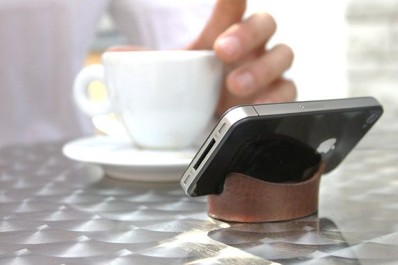 Smart! smartphone-bracelet-and-stand-in-black